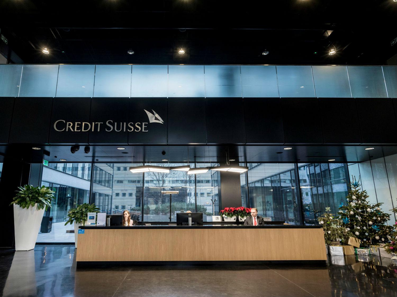 Kariera w Credit Suisse Poland